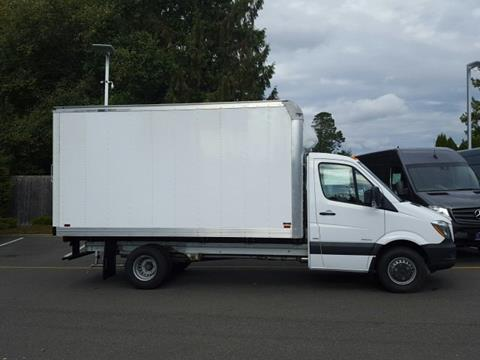 2016 Mercedes-Benz Sprinter for sale in Lynnwood, WA