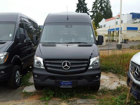 2017 Mercedes-Benz Sprinter for sale in Lynnwood, WA