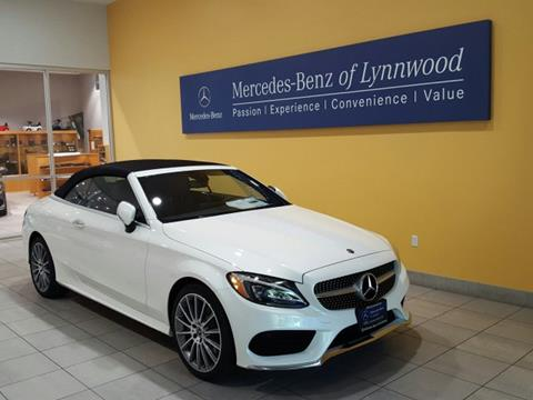 2018 Mercedes-Benz C-Class for sale in Lynnwood, WA