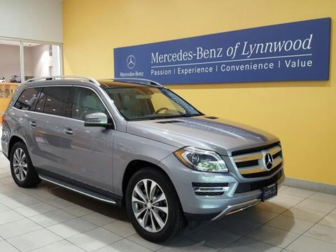 2014 Mercedes-Benz GL-Class for sale in Lynnwood, WA