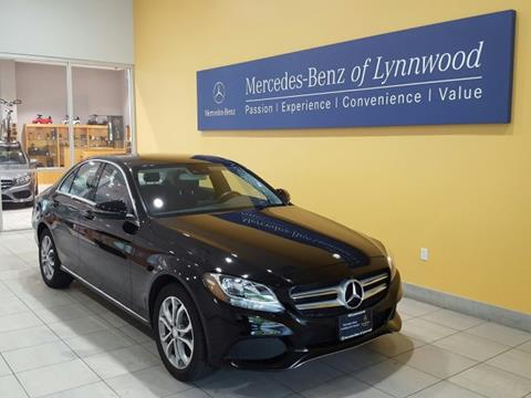 2016 Mercedes-Benz C-Class for sale in Lynnwood, WA
