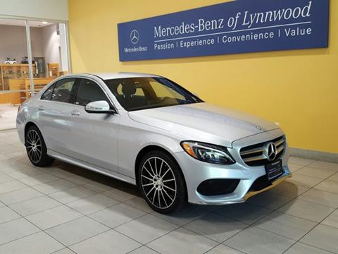2015 Mercedes-Benz C-Class for sale in Lynnwood, WA