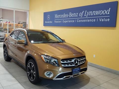 2018 Mercedes-Benz GLA for sale in Lynnwood, WA