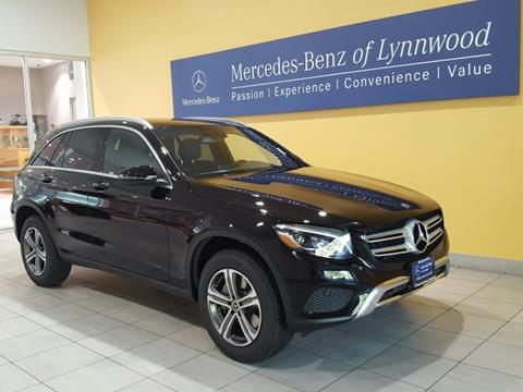2018 Mercedes-Benz GLC for sale in Lynnwood, WA