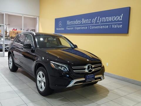 2017 Mercedes-Benz GLC for sale in Lynnwood, WA