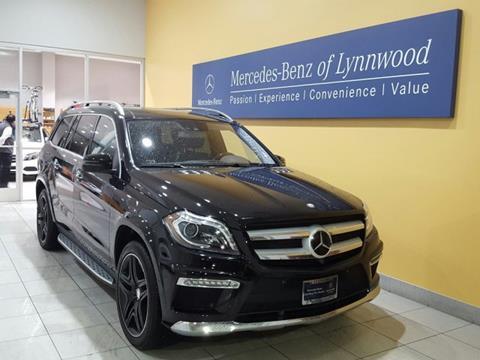 2015 Mercedes-Benz GL-Class for sale in Lynnwood, WA