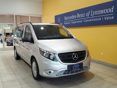 2017 Mercedes-Benz Metris for sale in Lynnwood, WA
