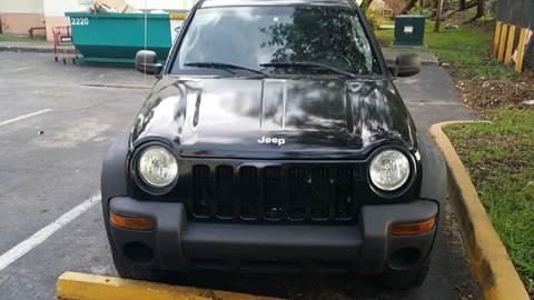2004 Jeep Liberty for sale in Miami, FL