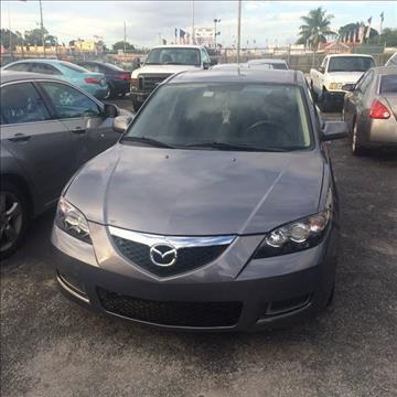2007 Mazda MAZDA3 for sale at Auction Direct Plus in Miami FL