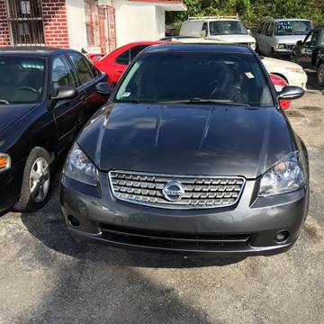 2005 Nissan Altima for sale at Auction Direct Plus in Miami FL