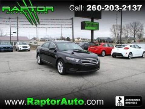2016 Ford Taurus SEL for sale at Raptor Automotive in Fort Wayne IN