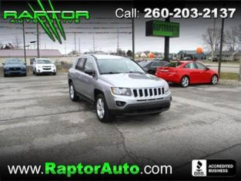 2016 Jeep Compass Sport for sale at Raptor Automotive in Fort Wayne IN