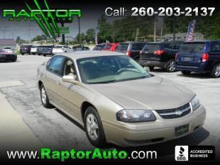 2005 Chevrolet Impala for sale in Fort Wayne, IN