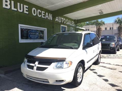 2005 Dodge Caravan for sale at Blue Ocean Auto Sales LLC in Tampa FL