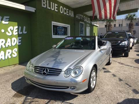 2004 Mercedes-Benz CLK for sale at Blue Ocean Auto Sales LLC in Tampa FL