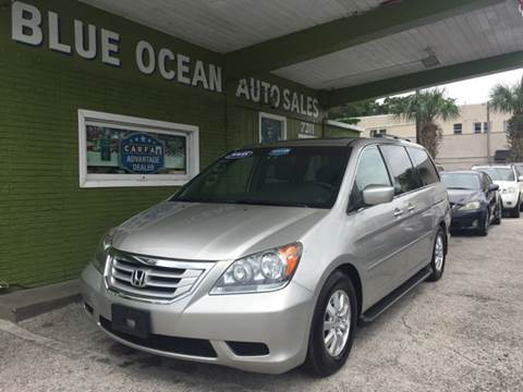 2008 Honda Odyssey for sale at Blue Ocean Auto Sales LLC in Tampa FL