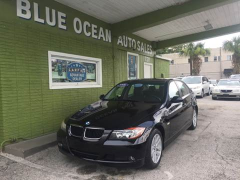 2006 BMW 3 Series for sale at Blue Ocean Auto Sales LLC in Tampa FL