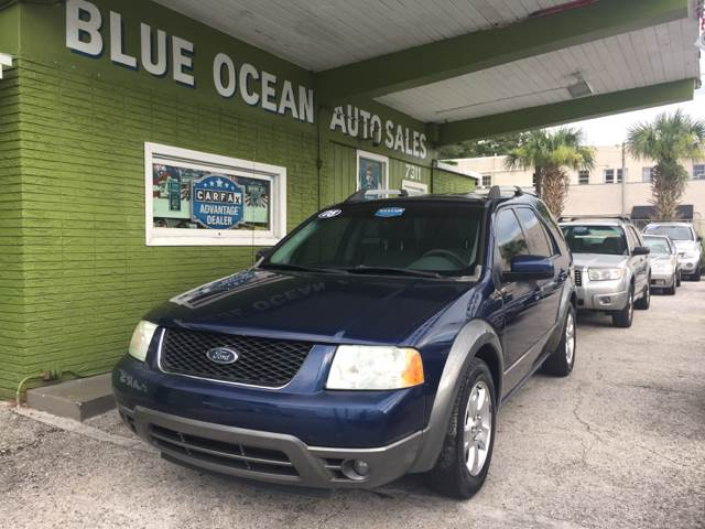 Ford Freestyle SEL Dr Wagon In Tampa FL Blue Ocean Auto - 2005 freestyle