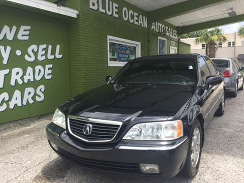 2004 Acura RL for sale at Blue Ocean Auto Sales LLC in Tampa FL