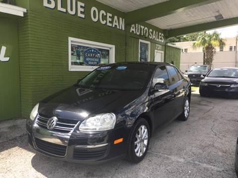 2010 Volkswagen Jetta for sale at Blue Ocean Auto Sales LLC in Tampa FL