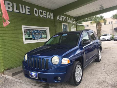 2009 Jeep Compass for sale at Blue Ocean Auto Sales LLC in Tampa FL