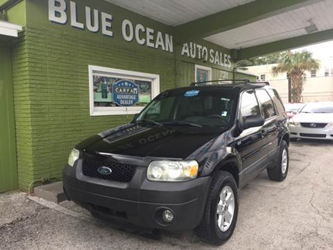 2005 Ford Escape for sale at Blue Ocean Auto Sales LLC in Tampa FL
