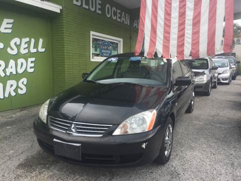 2006 Mitsubishi Lancer for sale at Blue Ocean Auto Sales LLC in Tampa FL