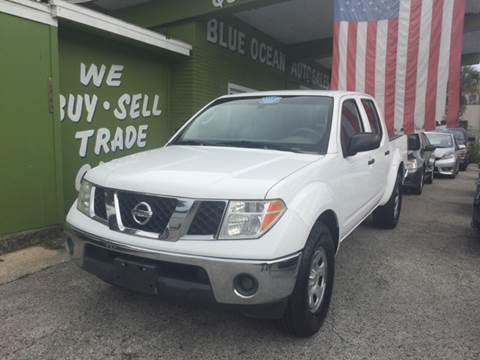 2008 Nissan Frontier for sale at Blue Ocean Auto Sales LLC in Tampa FL