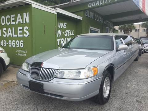 2003 Lincoln Continental for sale at Blue Ocean Auto Sales LLC in Tampa FL