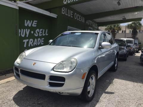 2006 Porsche Cayenne for sale at Blue Ocean Auto Sales LLC in Tampa FL