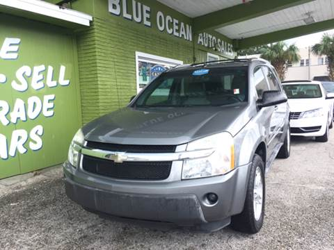 2005 Chevrolet Equinox for sale at Blue Ocean Auto Sales LLC in Tampa FL