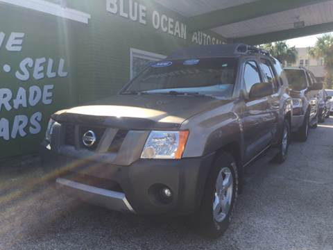 2006 Nissan Xterra for sale at Blue Ocean Auto Sales LLC in Tampa FL