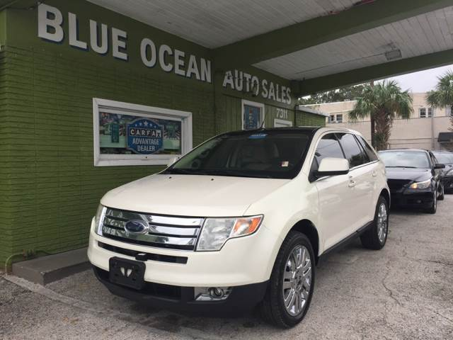 Ford Edge Awd Limited Dr Crossover Tampa Fl