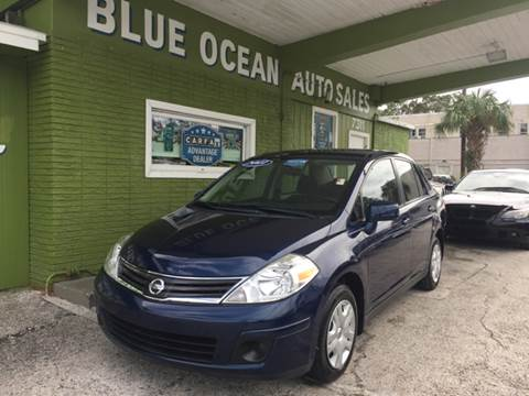 2011 Nissan Versa for sale at Blue Ocean Auto Sales LLC in Tampa FL