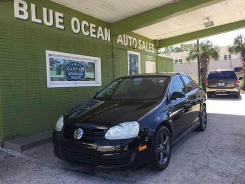 2007 Volkswagen Jetta for sale at Blue Ocean Auto Sales LLC in Tampa FL