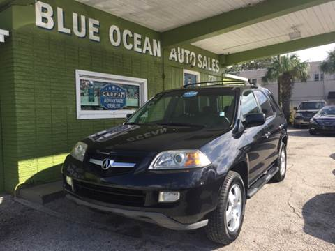 2005 Acura MDX for sale at Blue Ocean Auto Sales LLC in Tampa FL