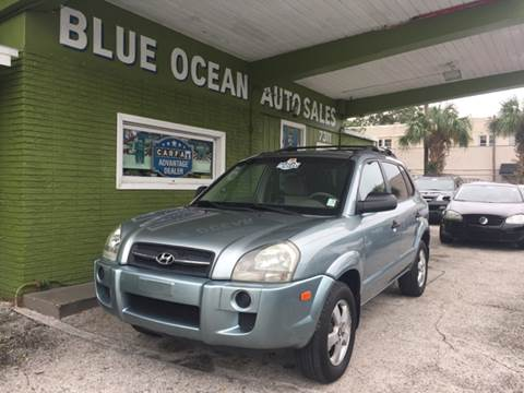 2007 Hyundai Tucson for sale in Tampa, FL