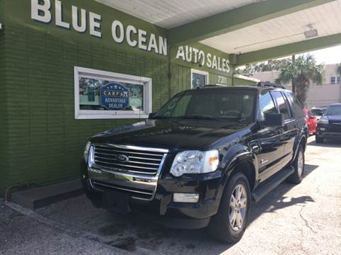 2007 Ford Explorer for sale at Blue Ocean Auto Sales LLC in Tampa FL