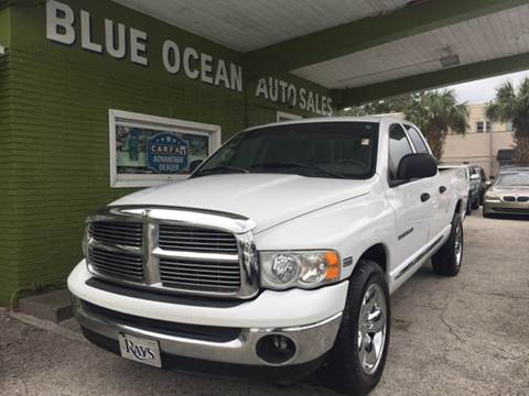 2005 Dodge Ram Pickup 1500 for sale at Blue Ocean Auto Sales LLC in Tampa FL
