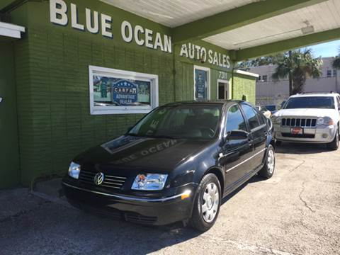 2004 Volkswagen Jetta for sale at Blue Ocean Auto Sales LLC in Tampa FL
