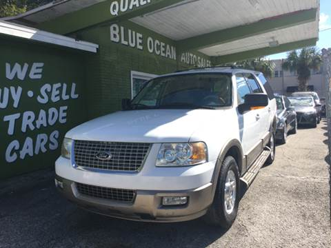 2004 Ford Expedition for sale at Blue Ocean Auto Sales LLC in Tampa FL