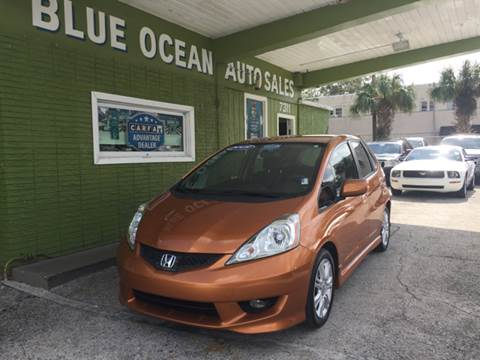 2009 Honda Fit for sale at Blue Ocean Auto Sales LLC in Tampa FL
