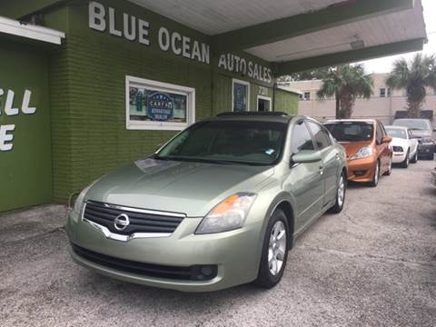 2007 Nissan Altima for sale at Blue Ocean Auto Sales LLC in Tampa FL