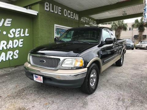 2000 Ford F-150 for sale at Blue Ocean Auto Sales LLC in Tampa FL