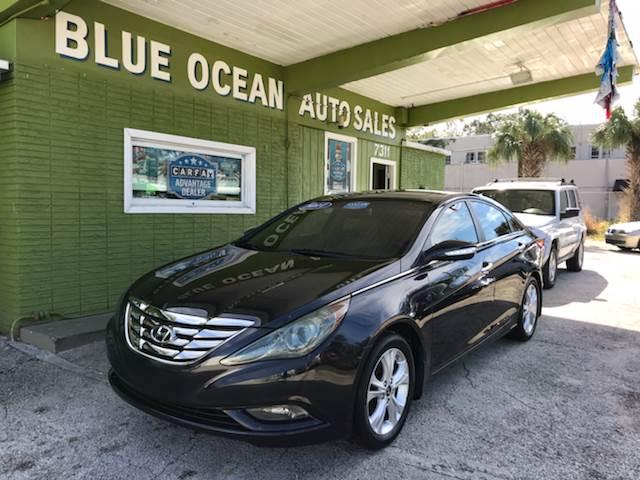 2011 Hyundai Sonata Limited 4dr Sedan In Tampa FL - Blue Ocean Auto