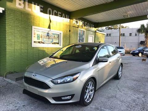 2015 Ford Focus for sale at Blue Ocean Auto Sales LLC in Tampa FL