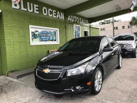 2011 Chevrolet Cruze for sale at Blue Ocean Auto Sales LLC in Tampa FL