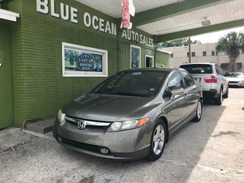 2007 Honda Civic for sale at Blue Ocean Auto Sales LLC in Tampa FL