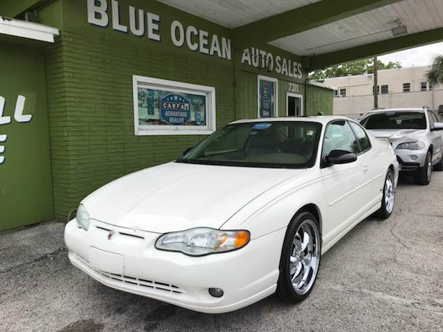 2004 Chevrolet Monte Carlo SS 2dr Coupe   Tampa FL