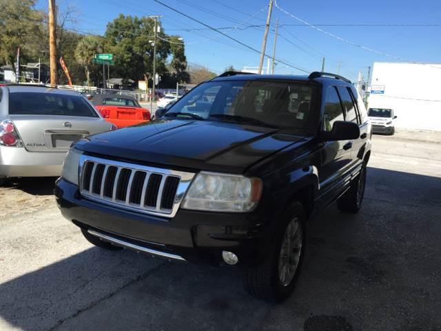 2004 Jeep Grand Cherokee for sale at Blue Ocean Auto Sales LLC in Tampa FL